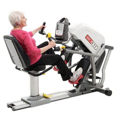 StepOne Recumbent Stepper