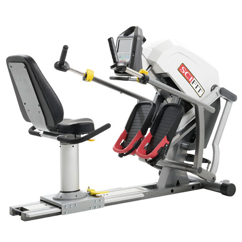 one step exercise machine