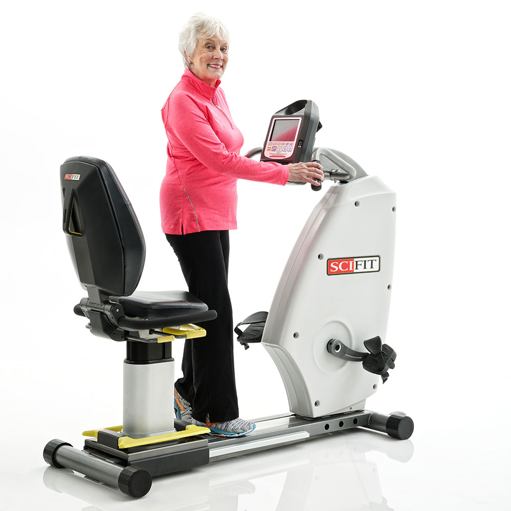SCIFIT-Recumbent-Bike-Bidirectional-019