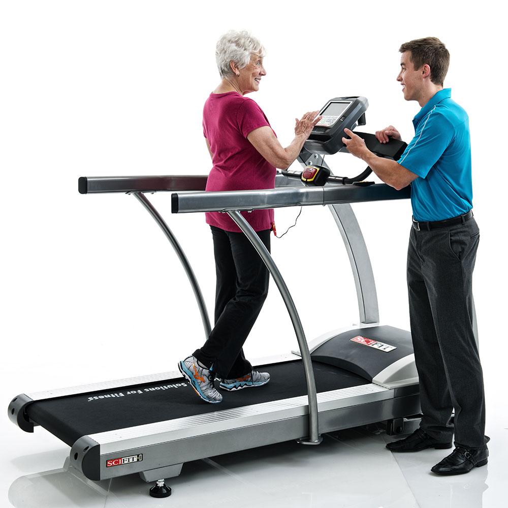 Cybex Treadmill Weight Loss Program: Medical Treadmill