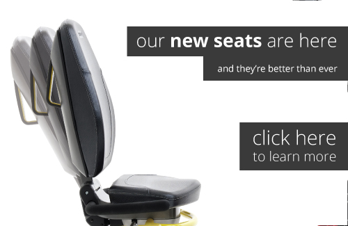 SCIFIT's New Seats