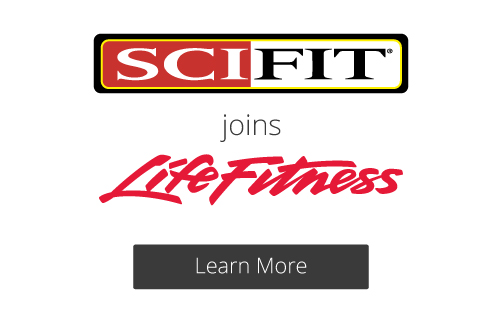 SCIFIT joins Life Fitness