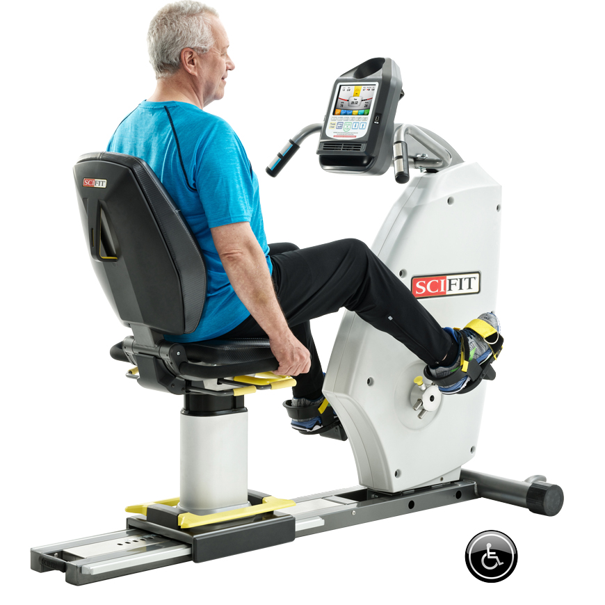 SCIFIT-Recumbent-Bike-RS-010-RT-NB